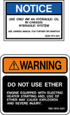Safety Decals for Industry Sdv