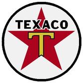 Texaco Collector Sign