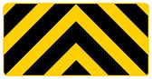 Bi-directional Chevron Sign