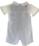 Feltman Brothers - Boys Blue Train Shortall