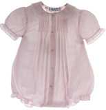 Feltman Brothers Girls Pink Dressy Bubble Outfit