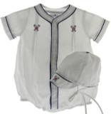 Newborn Boys Baseball Outfit