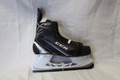 Quarter Package - Injected Technology - Durable boot with structural stiffness Liner - Brushed Micro Fiber - Comfortable and high resistance to wear Tongue - Felt Tongue - 5mm felt for comfort and protection Outsole - Injected - Solid energy transfer profile Footbed - CCM Footbed - Provides support and comfort Holder/Runner - SpeedBlade Pro - Non replaceable stainless steel blade with elevated holder for increased attack angle