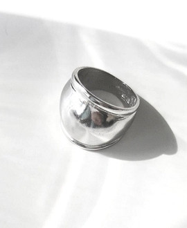 Sterling Silver Lane Knuckle Ring from kellinsilver.com