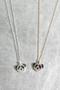 Swarovski Panda Necklace Sterling Silver from kellinsilver.com