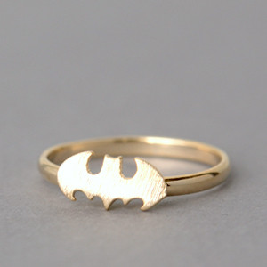 Blushed Gold Bat Ring Kellinsilver Com