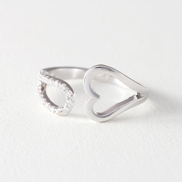 cz wrap ring white gold kellinsilver