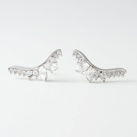 Swarovski Tiberia Stud Earrings from kellinsilver.com
