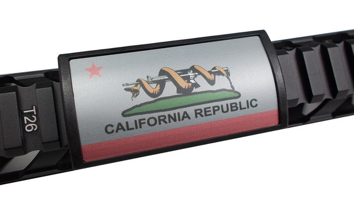 CALIFORNIA REPUBLIC COLOR