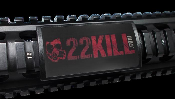 22 KILL RAIL COVER