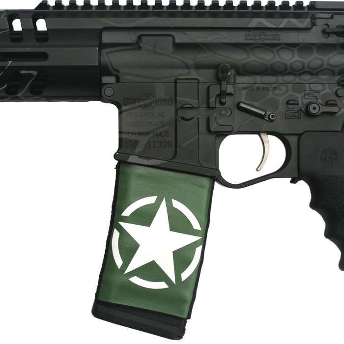 ARMY STAR GREEN