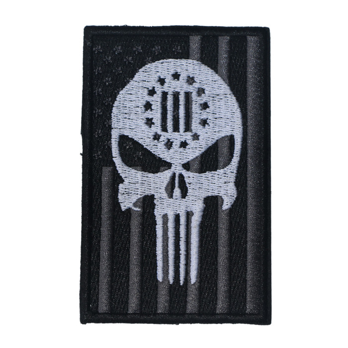 THREE PERCENTER PUNISHER PATCH
