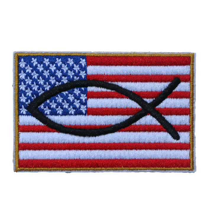 AMERICAN CHRISTIAN PATCH