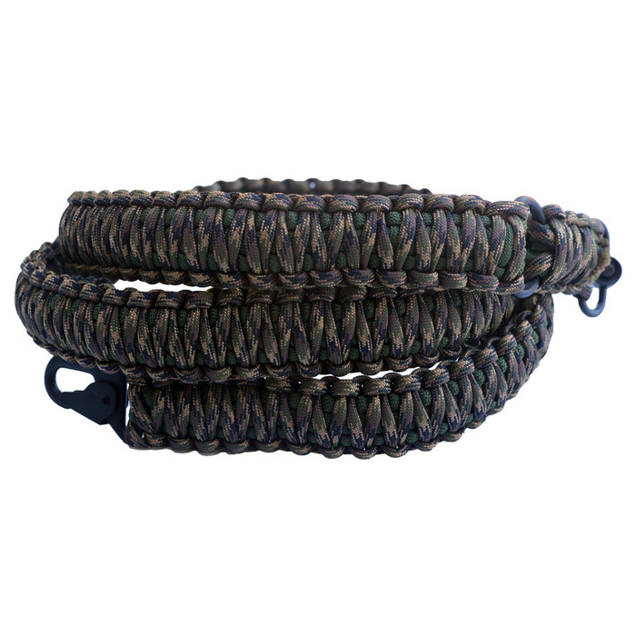 GREEN MULTICAM PARACORD SLING