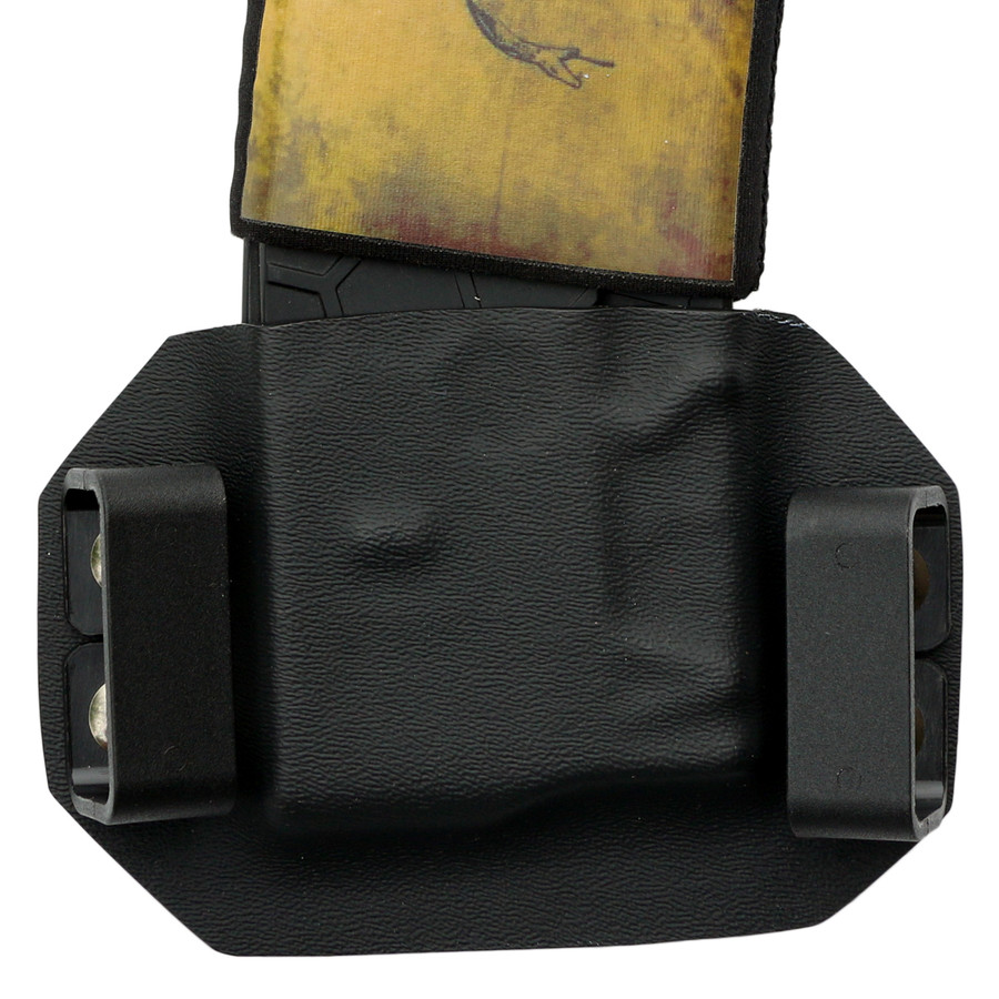 Black Holster Back