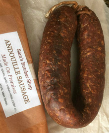 Smoked Andouille Sausage (1 lb)