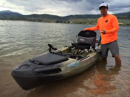 here's why the brand new jackson coosa hd kayak is the best river, Fish Finder