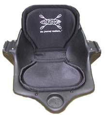 High Back Rest Paddle Saddle