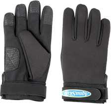 Black Thunder Sports Gloves