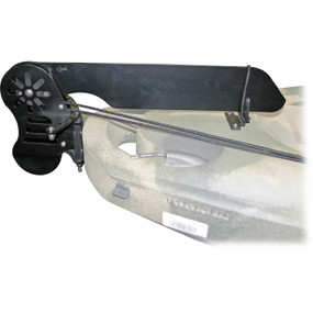 Kayak rudder kit