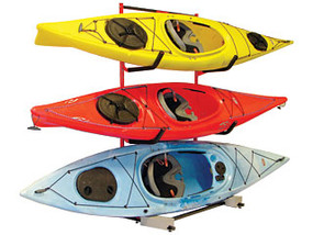 FS Rack 3 Kayak Storage Rack
