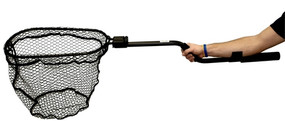 Leverage Landing Net, 12'' x 20'' Hoop with Foam Extension