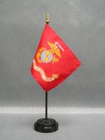Marine Corps Stick Flags
