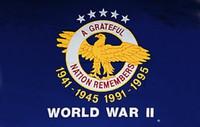 World War II Commemorative Flags