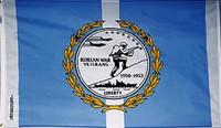 Korean War Commemorative Flags