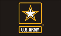 U.S. Army Star Military Flags