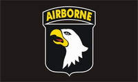 101st Airborne Military Flags