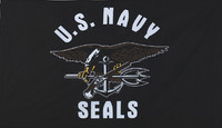 U.S. Navy Seals Military Flags