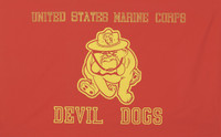 USMC Devil Dogs Military Flags