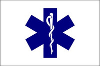 Star of Life Flags