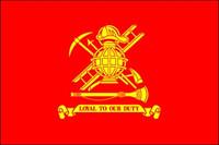 Firemen Flags