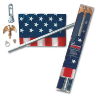 Top-of-the-Line U.S. Flag Kit
