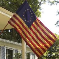 Antique Style Flag Sets