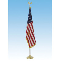 Government Spec Indoor Presentation Flag Only