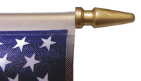 Plastic U.S. Flag
