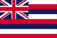State Flag Sets, Nylon - Pole Hem Only