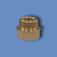 Brass Ornament Adapter