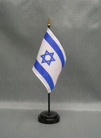 Israel (UN) - Stick Flags