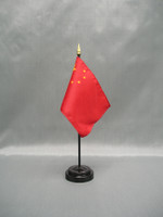 China (UN) Stick Flags