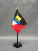 Antigua & Barbuda (UN OAS) Stick Flags