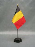 Belgium (UN) Stick Flags