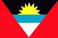 Antigua & Barbuda (UN OAS) Outdoor Flags