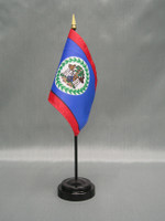 Belize (UN OAS) Stick Flags