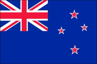New Zealand (UN) Outdoor Flags