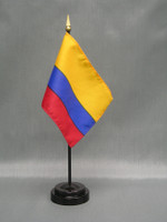Columbia (UN OAS) Stick Flags