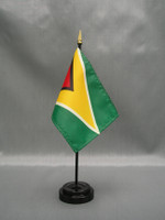 Guyana (UN OAS) Stick Flags
